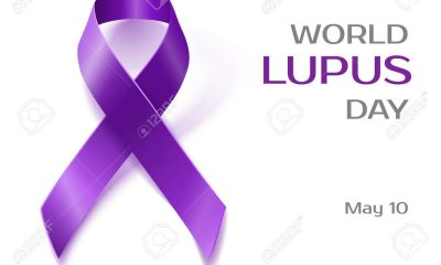 55803449-purple-lupus-awareness-ribbon-over-a-white-background-world-lupus-day-background